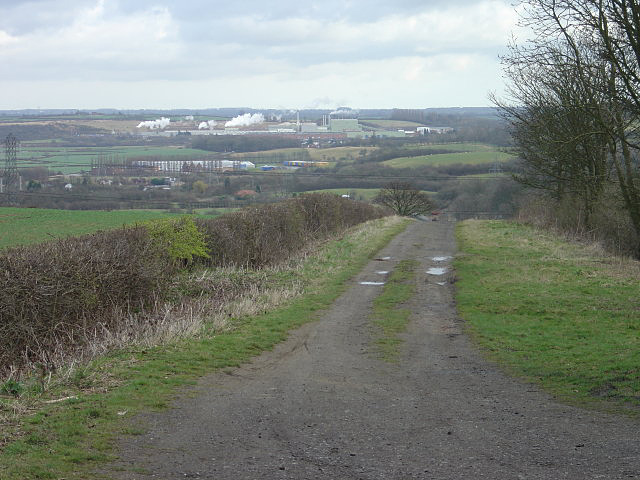 On Cottagers Hill