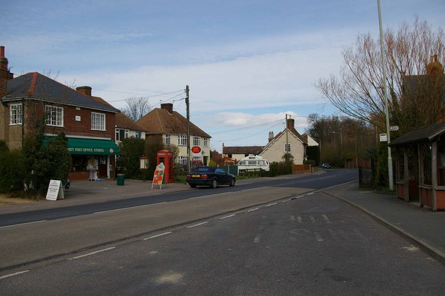 A28 in Upstreet