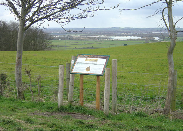 Gotham Heritage Trail - Trent Valley view