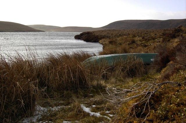 Loch Horn Boat