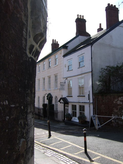 Deanery Place, Exeter