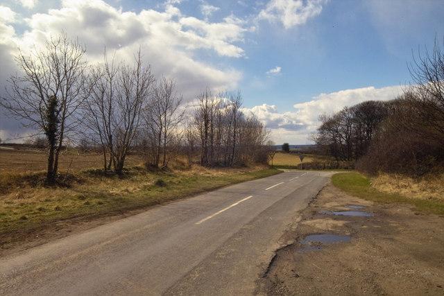 Near Barnetby-le-Wold