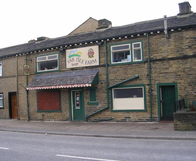 Far Isle Farm Shop - Shay Lane, Holmfield