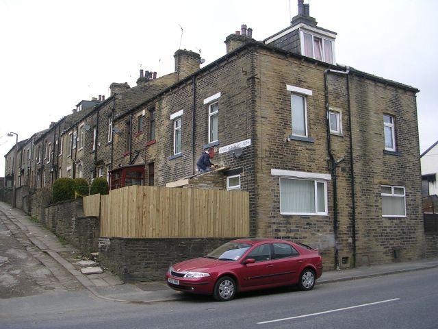 Crossley Terrace South - Shay Lane, Holmfield