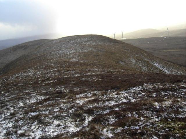 Ben Horn Ridge