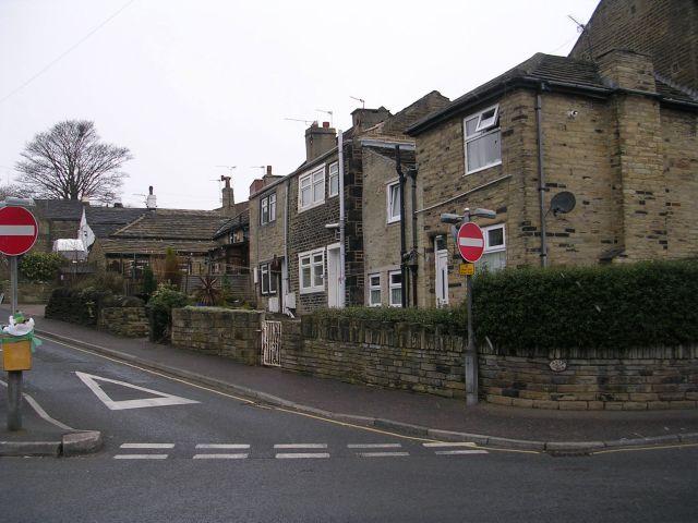 Sod House Green - Shay Lane, Holmfield