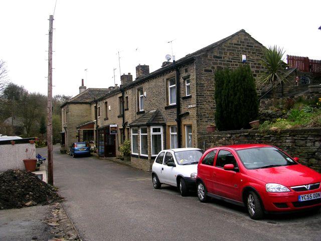 Near Royd - Old Lane, Ovenden