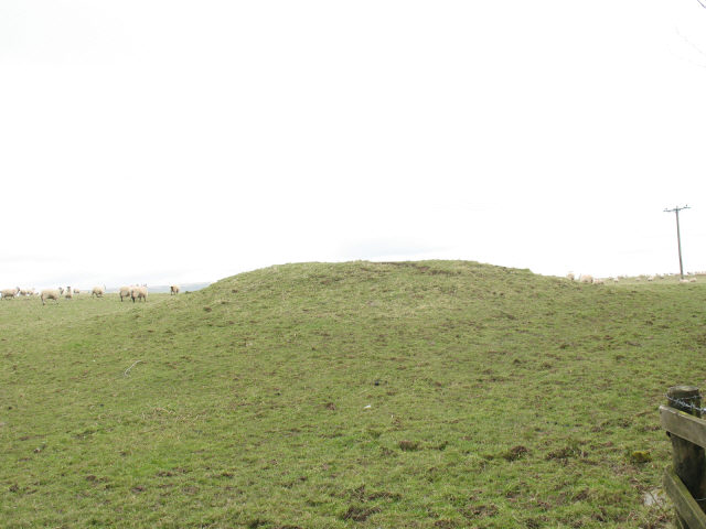 Tumulus on Higher Down