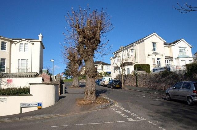 Croft Hill, Torquay