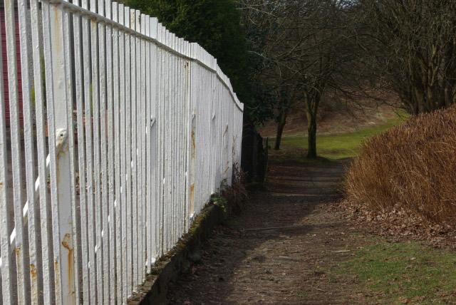 Path to Barloch Moor
