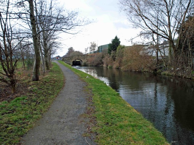 The Huddersfield Broad Canal
