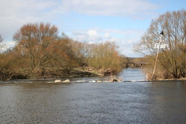 Averham Weir