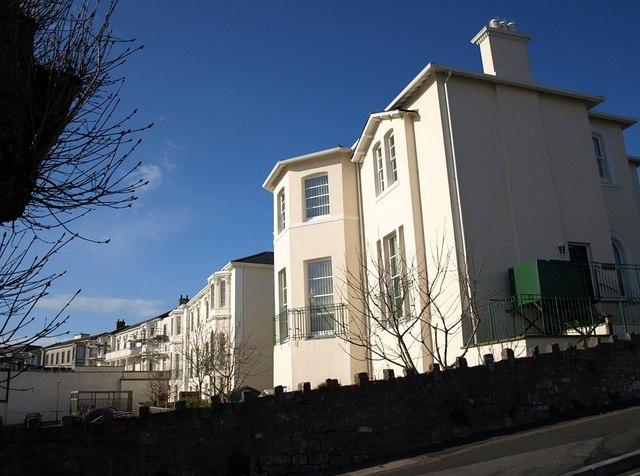 Flats, Abbey Road, Torquay