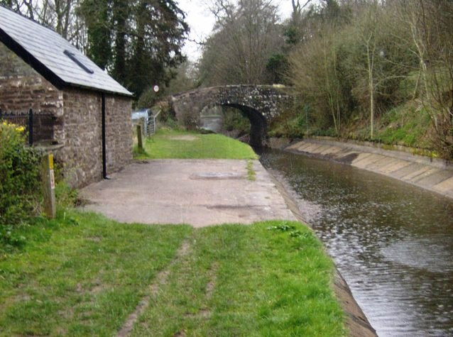 Bridge by Canal Cottage