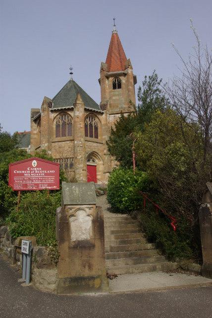 Cairns Church, Milngavie