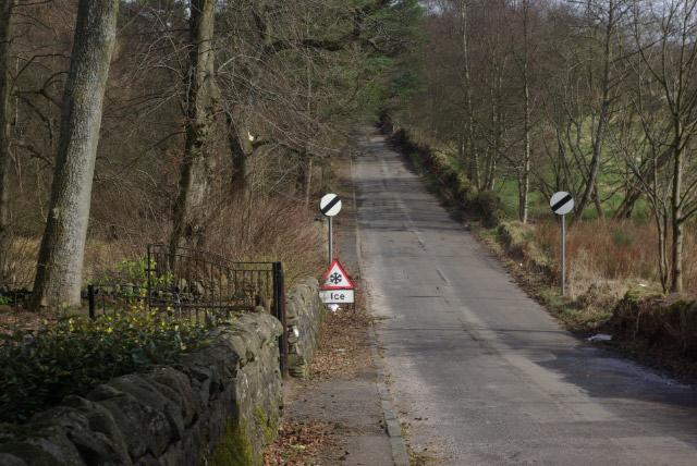 Road to Baldernock