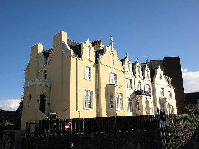 Terrace, St Luke's Road, Torquay