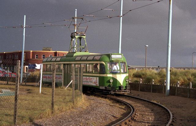 Starr Gate tram terminus