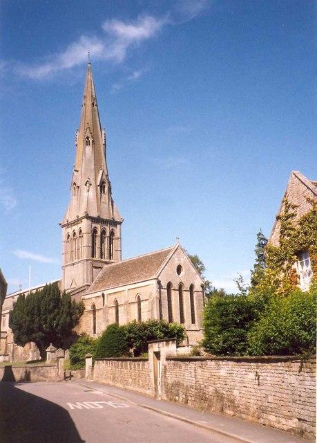 St. Mary's Church, Ketton