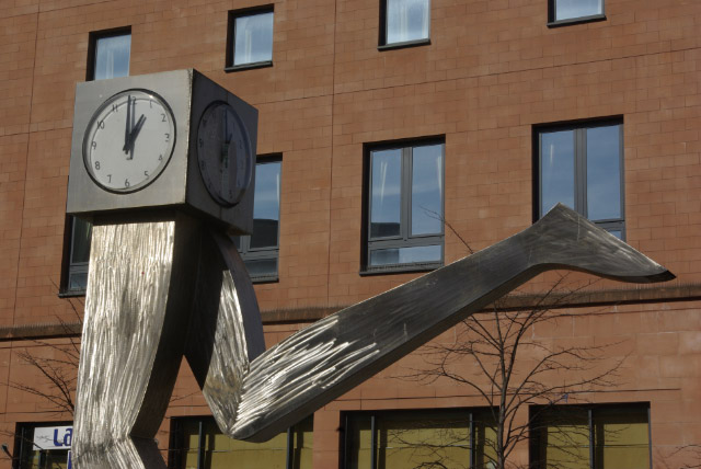 The Clyde Clock