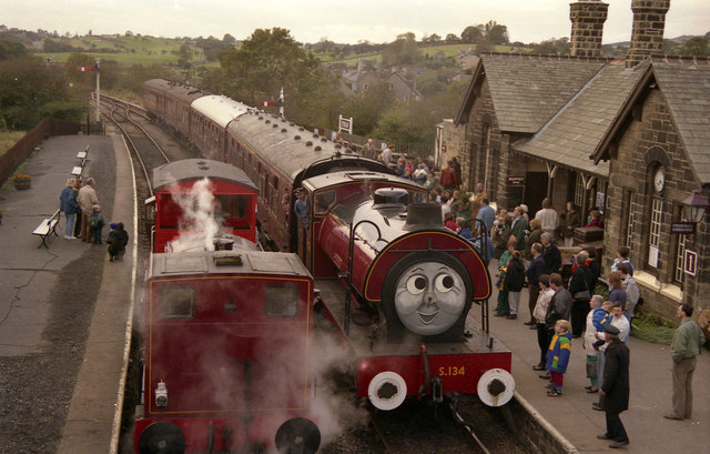 A 'Face engine' at Embsay