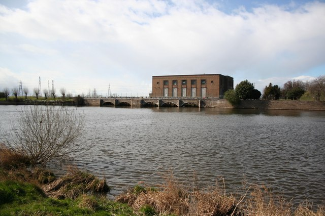 Staythorpe Pumping Station