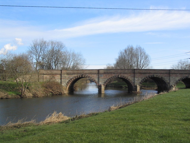 Bridge over the Soar, Kegworth