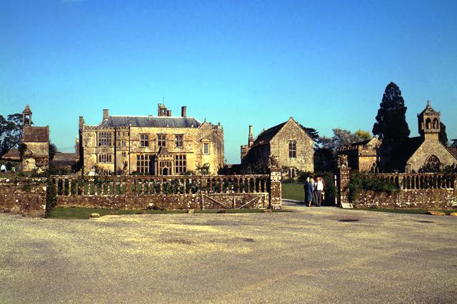 Brympton D'Evercy House