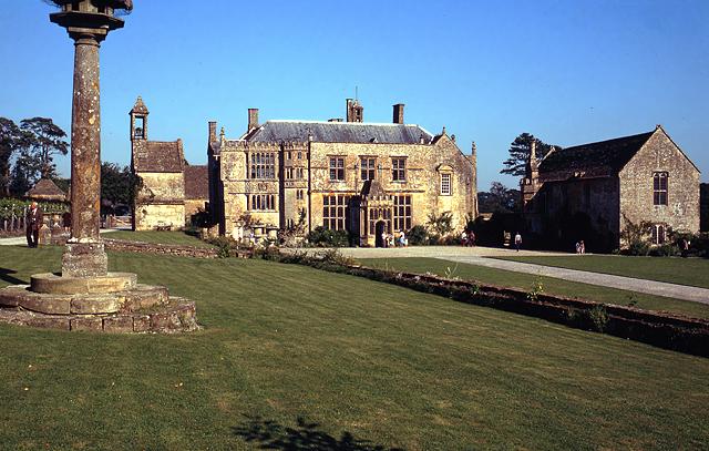 Brympton D'Evercy House (2)