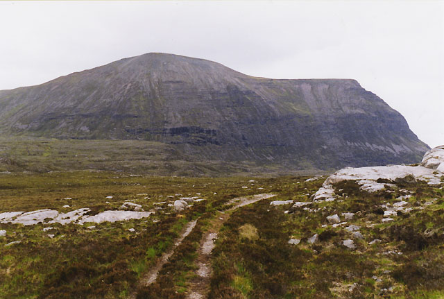 Stalkers' path to the heart of Quinag