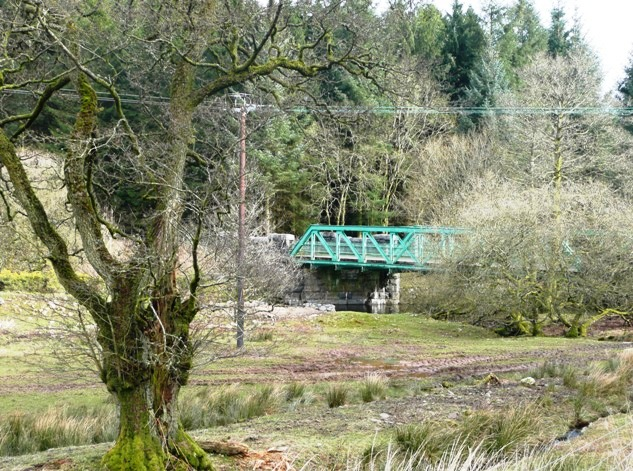 Bridge over the Taf Fawr