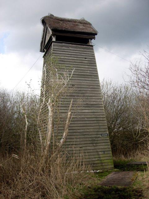 Tower hide