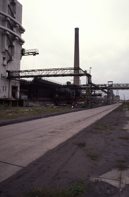 Hawthorn Coking Works, Murton