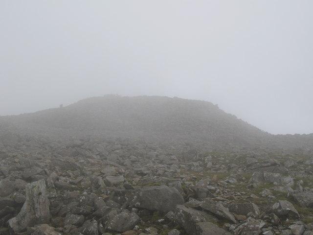 Scafell Pike Summit