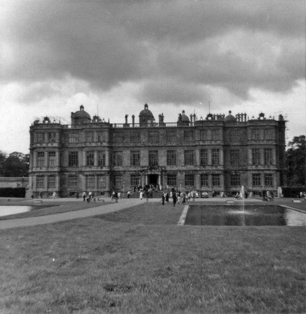 Longleat House, Wiltshire, taken 1968