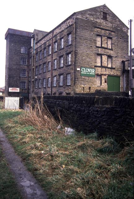 Burdett Mill