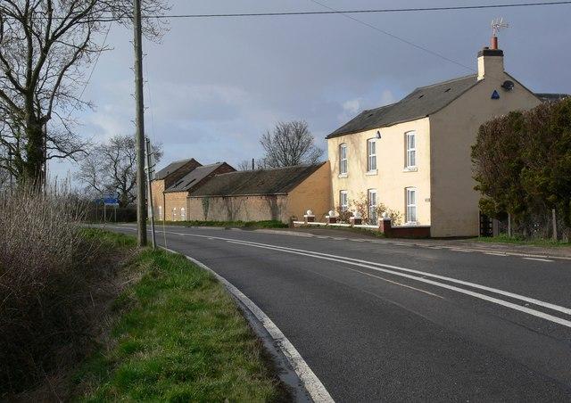 Welford Road, Arnesby