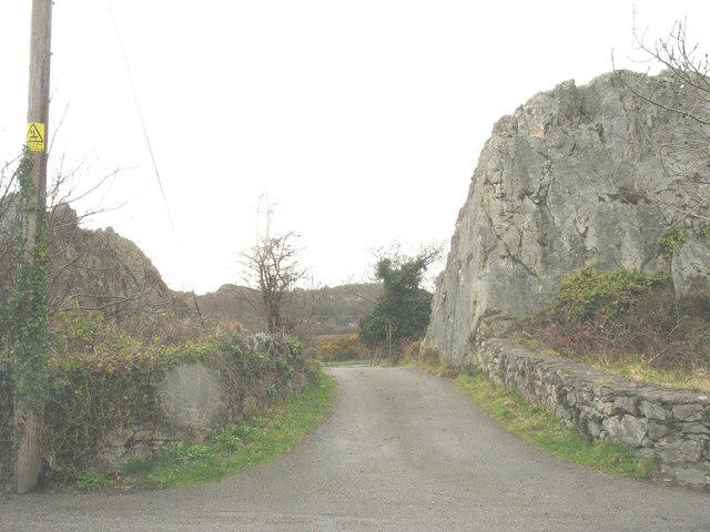 Lon Bryn Parc