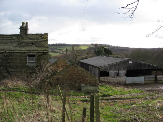 Hazelhurst Farm - Buildings