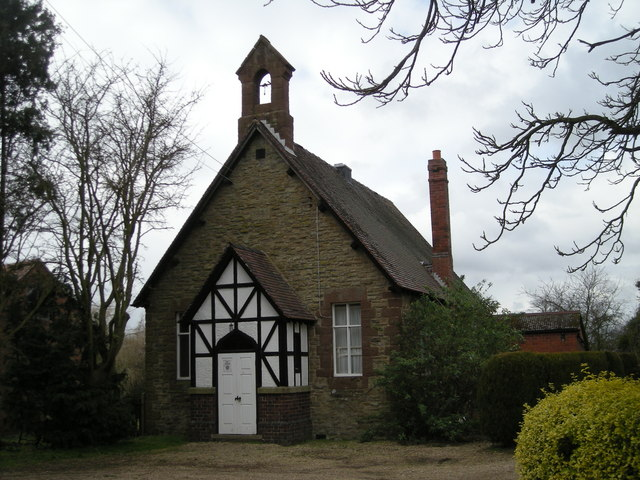 Converted school or chapel