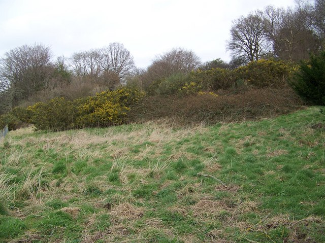 Scrubland on Great Ground Hill