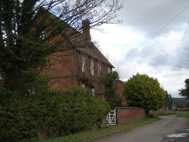 Farmhouse at Aston