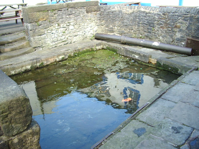 The Town's Well, Wellgate, Clitheroe