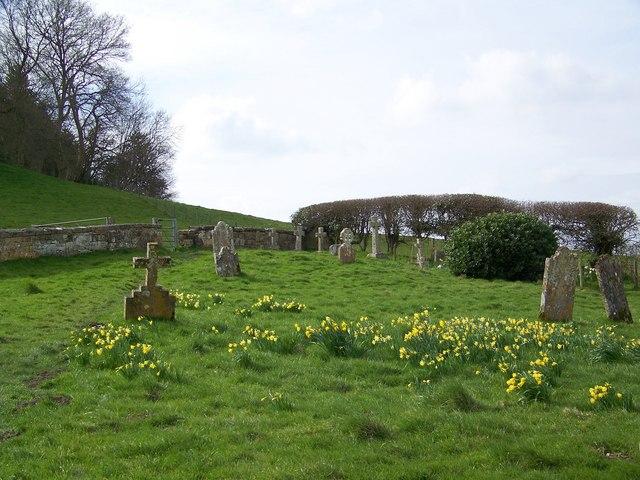 Churchyard, All Saints Church, Sutton Mandeville
