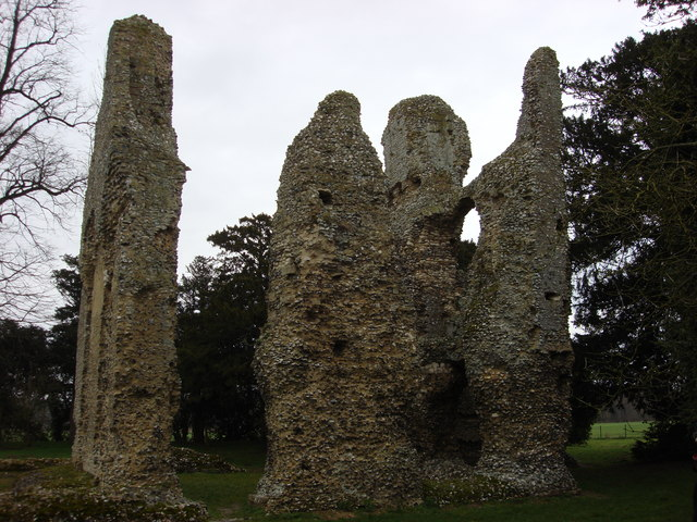Weeting Castle (5)