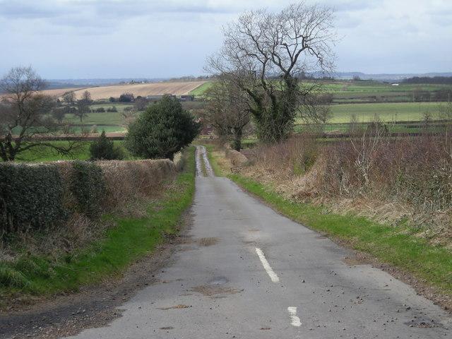 Lane to Aston