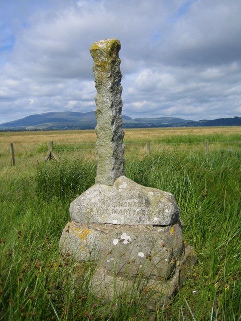 Martyrs Memorial Wigtown