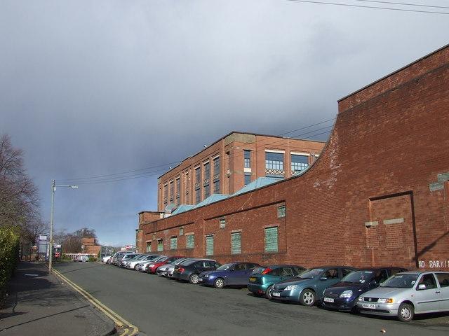 Scottish Power Building