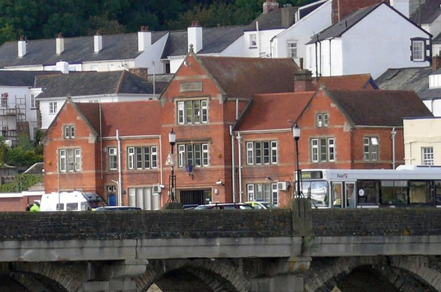 Bideford Police Station
