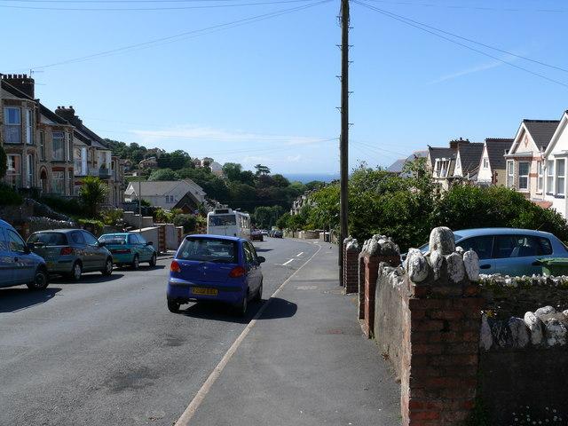 Chambercombe Road